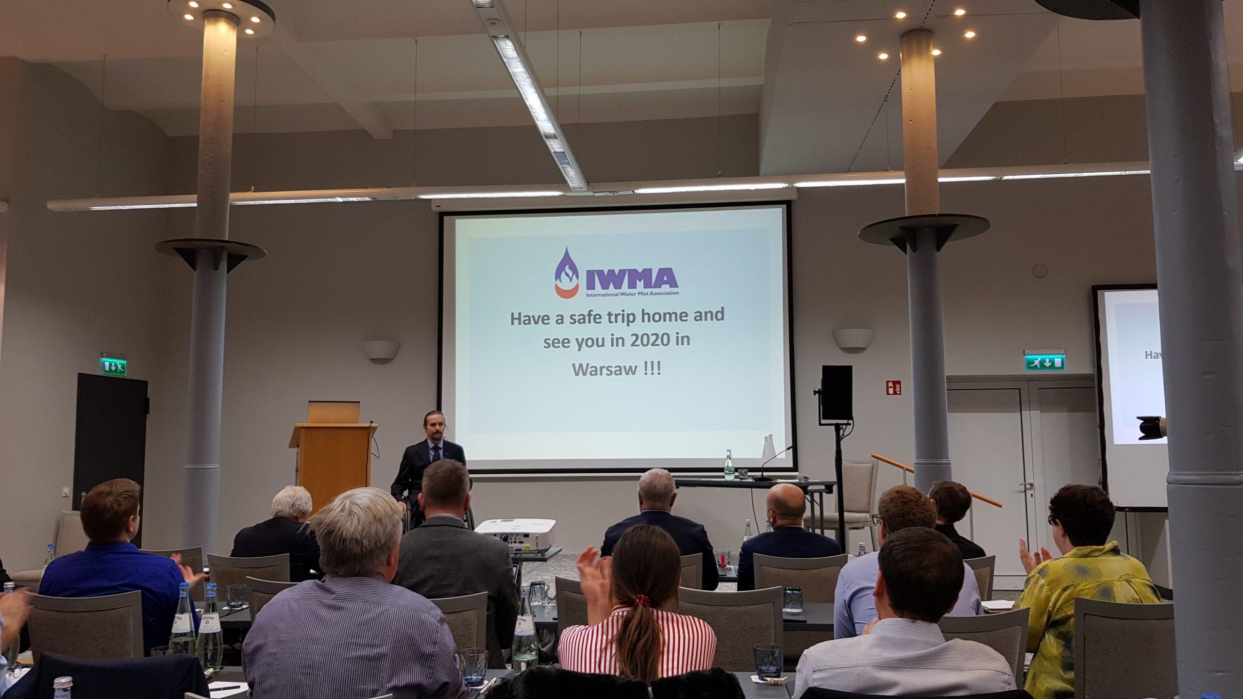 Międzynarodowa konferencja IWMC 2019 w Berlinie
