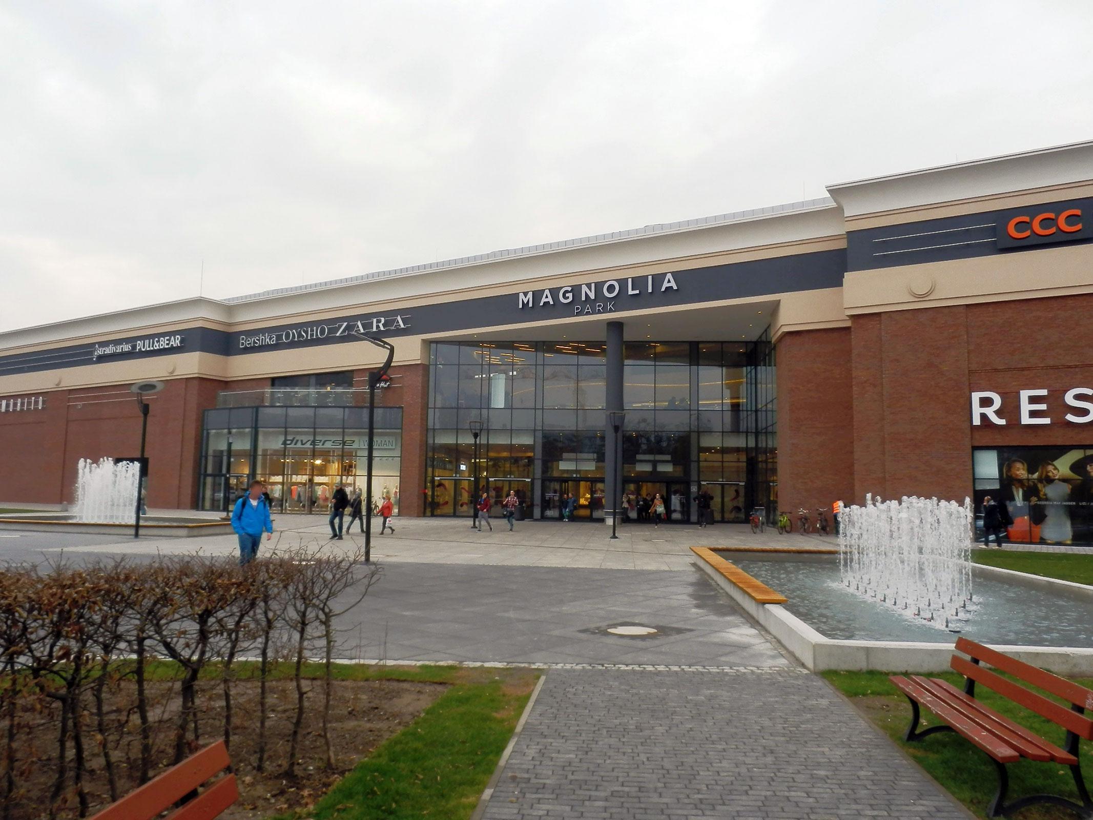 Centrum Handlowe Magnolia