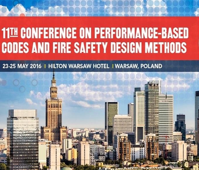 Konferencja SFPE w Warszawie